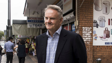 One Nation candidate Mark Latham says he will introduce laws to force anyone claiming Aboriginal ancestry to prove it with a DNA test.