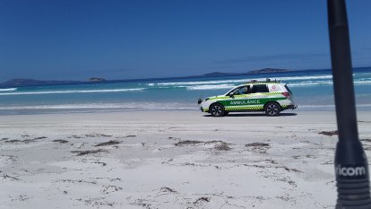 'It doesn't look good': Esperance community devastated by another shark attack