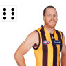 Jarryd Roughead: 'You die twice as an athlete'