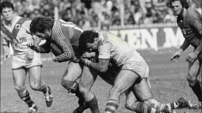 From the Archives, 1977: Historic Rugby League grand final draw