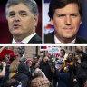 A partisan pandemic: How Fox News shaped Trump's coronavirus response