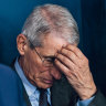 'Armed federal agents guarding me all the time': Anthony Fauci's post-Trump life
