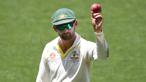 Nathan Lyon could take 600 career wickets, according to his teammates.