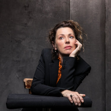 Tina Arena's QuaranTina Arena shows featured iso-relevant reassurance as well as reflections on her 40-year career.