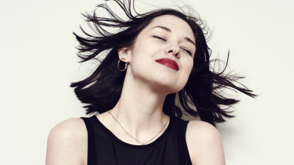 The power of red lipstick in moments of self-doubt