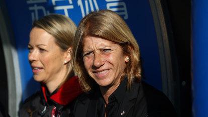 Italian legend in mix to coach Australia's 'platinum generation'