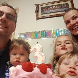'Just beautiful little kids': Woman, three children found dead at Tullamarine home