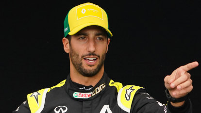 Why Daniel Ricciardo passed up the chance to join Ferrari