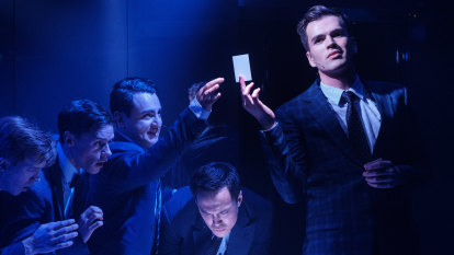 Blood-splattering theatrics: the unlikely stage hit heading back to Sydney