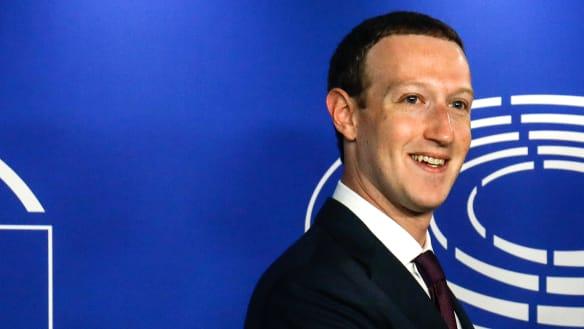Mark Zuckerberg's wealth soars as Facebook shares rocket