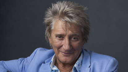 'I caught it early': Rod Stewart free from prostate cancer