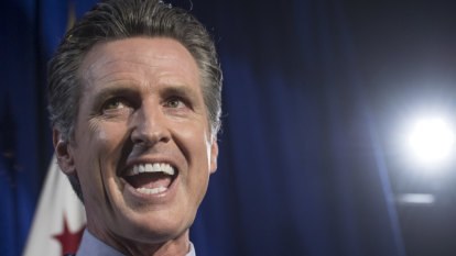 California governor wants users to profit from online data