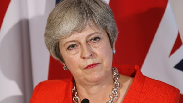 'It won't work': EU leaders eviscerate May's Brexit plan