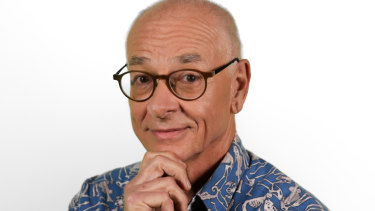 Dr Karl Kruszelnicki features in this season of 'Who Do You Think You Are?' on SBS television.