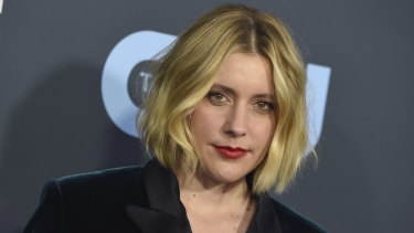 Little Women director Greta Gerwig was among the female filmmakers snubbed in today's Oscar nominations.