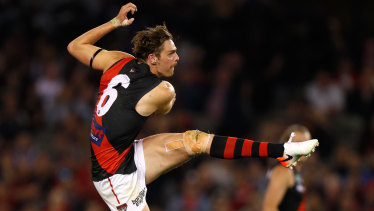 Essendon are not keen to let go of Joe Daniher, who wants to move to the Swans.