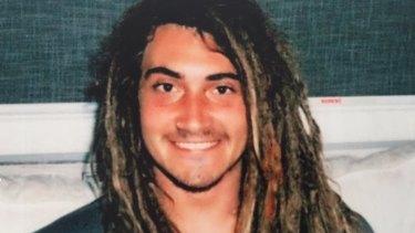 Tristan Naudi, 23, died at Lismore Base Hospital in 2016.