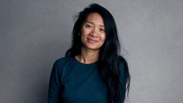 Nomadland director Chloe Zhao is up for best director at next months Golden Globe – might she score and Oscar nod, too?