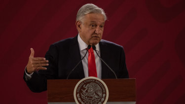 The deaths were confirmed by Mexican president Andres Manual Lopez Obrador.