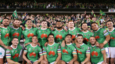 The Canberra Raiders are pushing for a new stadium in the nation's capital.