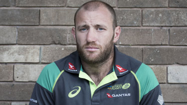 Heartbroken: Australian sevens rugby star James Stannard is due to retire at the end of this season.