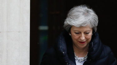 Prime Minister Theresa May has vowed to step down once her Brexit deal is passed.