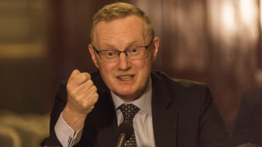 RBA governor Philip Lowe has left the door open to further interest rate cuts while signalling they will remain low for an extended period of time.