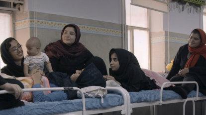 Life behind bars for Tehran's demure killers