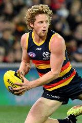 Crows skipper Rory Sloane.