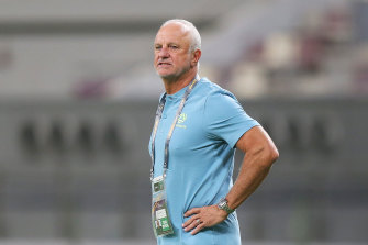 Coach Graham Arnold says battling but getting the win anyway is the sign of a good team.