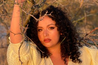 Maria Garcia, the podcaster behind <i>Anything for Selena</i>.