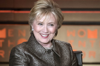 Former US presidential candidate Hillary Clinton is turning her hand to fiction.