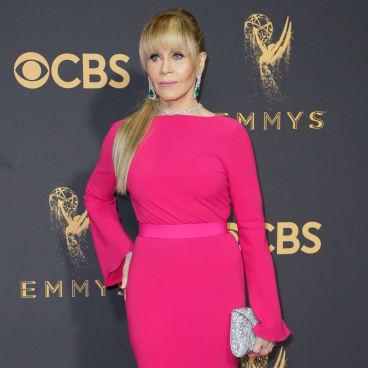 Jane Fonda at last year's Emmy Awards.