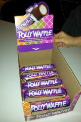 Robern Menz chief executive Phil Sims said it was 'impossible to ignore' calls to bring back the Polly Waffle.