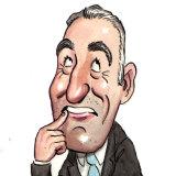 Sports Minister John Sidoti. Illustration: John Shakespeare