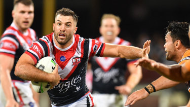 Back to back, again: Tedesco has set his sights on a rare state and club double.