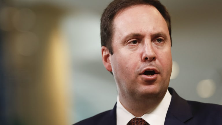 Steve Ciobo is the first Australian minister to break China's unofficial freeze on government representatives.