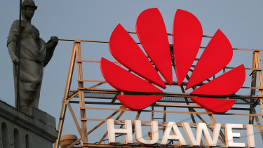 Huawei has been blacklisted by the US as the trade war with China escalates.