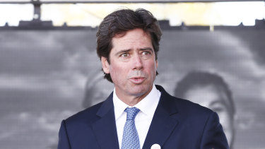 AFL CEO Gillon McLachlan has given advice on the key platforms required for a place in the national competition.