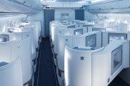sunnov4design SUPPLIED - https://gallery.finnair.com Finnair A350 business class *** please archive ***