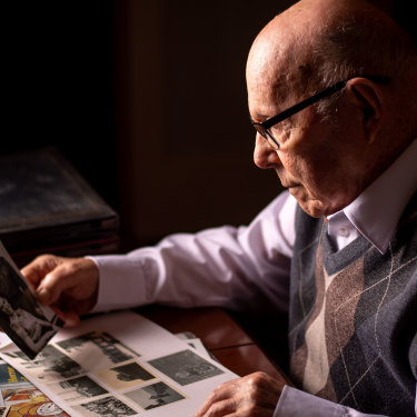 """Phillip Maisel has recorded the testimonies of 1000 Holocaust survivors, leading to """"a sense of fulfilment that I did something, I achieved something""""."""