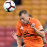 No Usain Bolt as Roar draw with Mariners in stormy Brisbane
