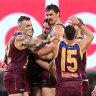 Lions flex muscles against undermanned Port