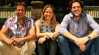 Selling Houses launched the Australian TV careers of Winter, Shaynna Blaze and Charlie Albone.