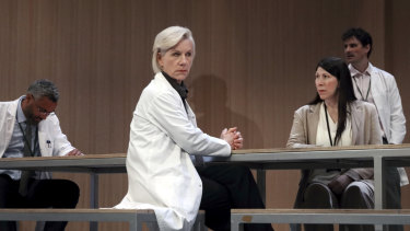 Juliet Stevenson in The Doctor at the Adelaide Festival.