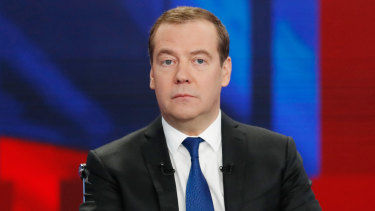 "Russian prime minister Dmitry Medvedev admitted Russia has a problem with doping but still suggested the decision smacked of ""anti-Russian hysteria""."