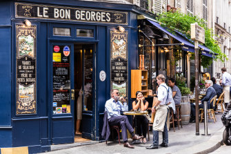 Rural France doesn't have the population to sustain the cafe culture so synonymous with cities like Paris.