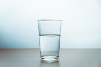 A standard claim is we should drink eight glasses of water a day. But should we?