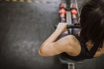 Returning to exercise can be painful. But there's good reason for it.