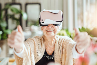 New research shows good cognitive results in older people who did active gaming compared to more traditional forms of exercise.